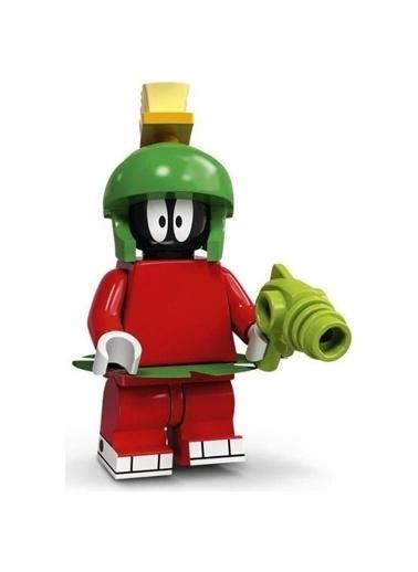 Lego Lego Minifigür - Looney Tunes - 71030 - Marvin The Martian Renkli